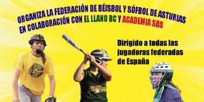 f3ba7b0837717 Clinic de pitcheo y bateo de sófbol femenino – El Llano Béisbol Club